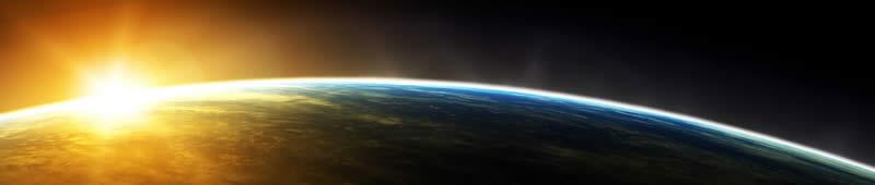 Sonne Erde